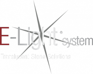 Logo E-light for Marble and Stones